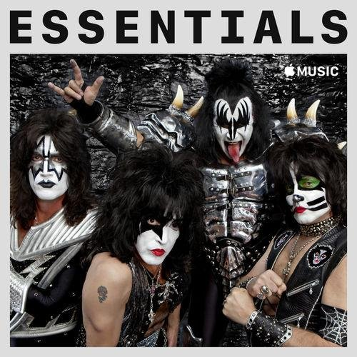 Kiss - Essentials (2019)